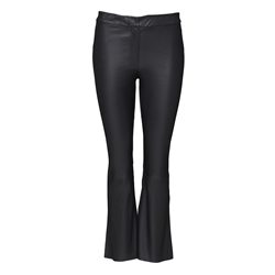 Camdem pants, Lamb napa Stretch, Black