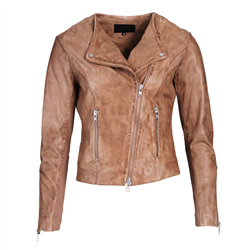 Gallery jacket napa TW Tan+S Siler