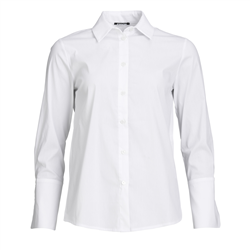Men's Shirt  65% CO 33% PA 2% EA White