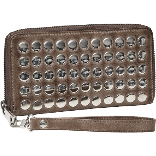 Snap purse. Taupe+silver. Front. 101034.jpg